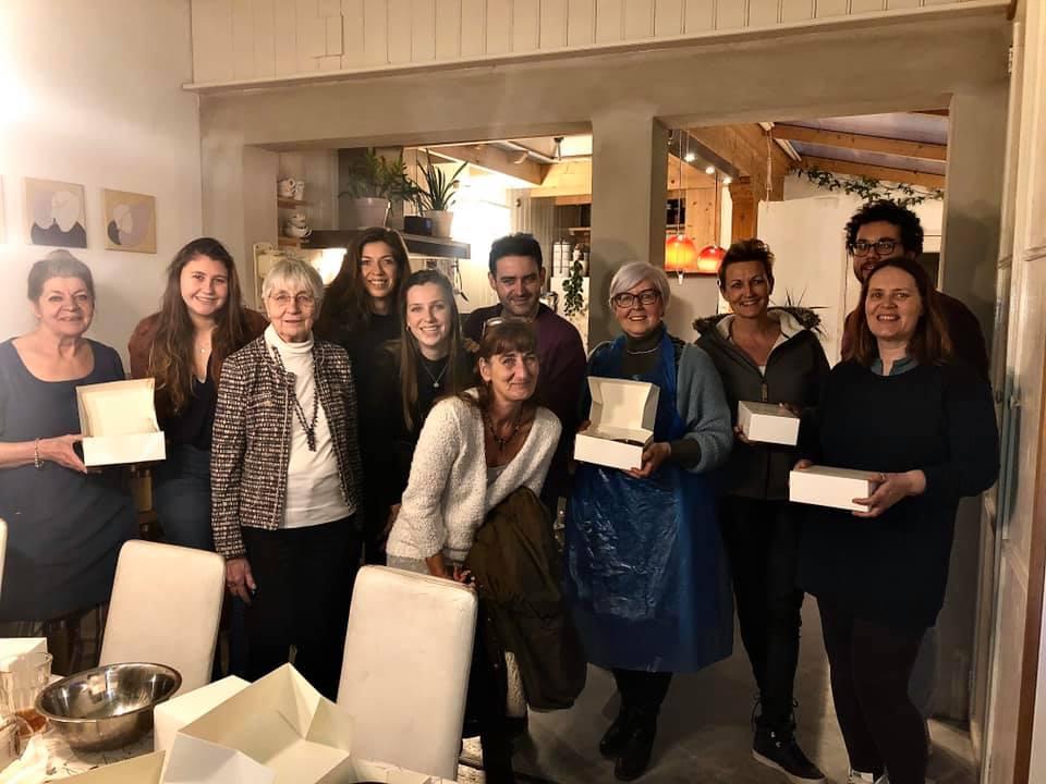 Team Eet Mee - Nieuwe mensen leren kennen door onze gezellige etentjes